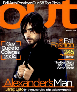 The Age Gap_OUT Magazine June 2004