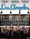 LA Magazine Cover
