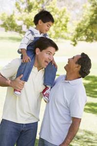 Male caregiver